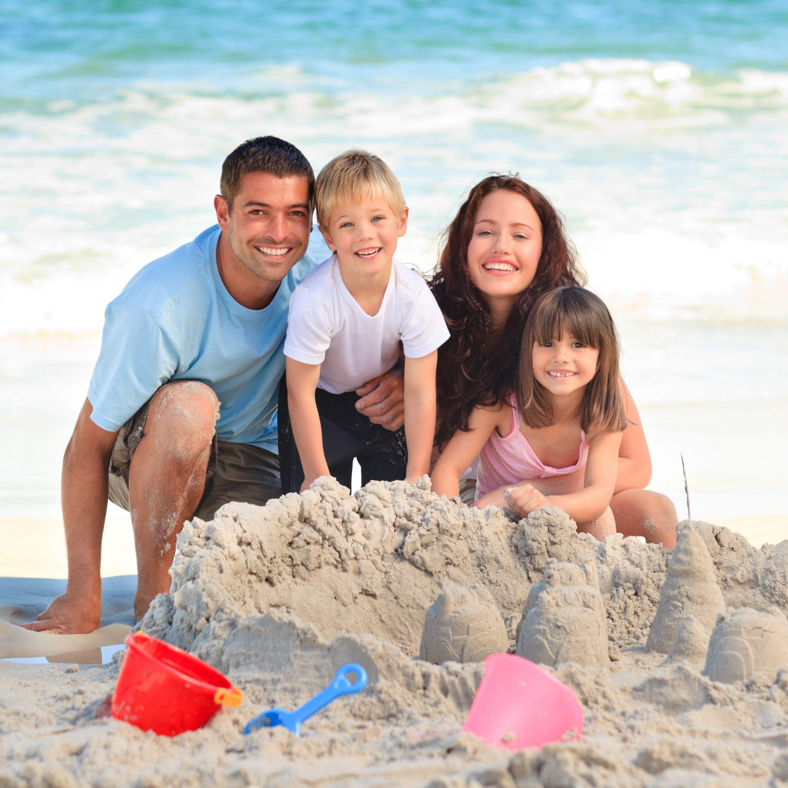 Семейный отпуск
